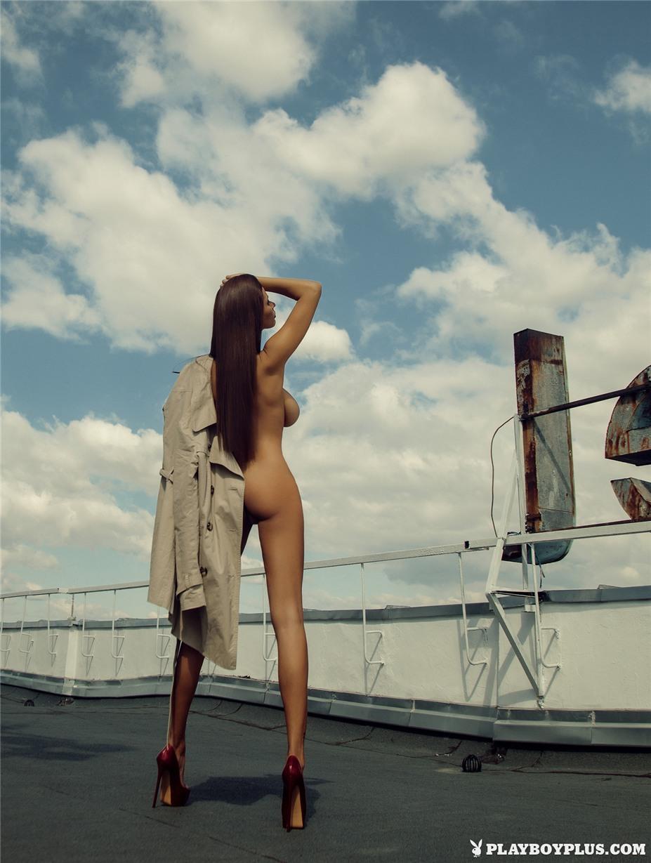 Bilyana Evgenieva / Биляна Евгениева - девушка года в Playboy Bulgaria november 2014
