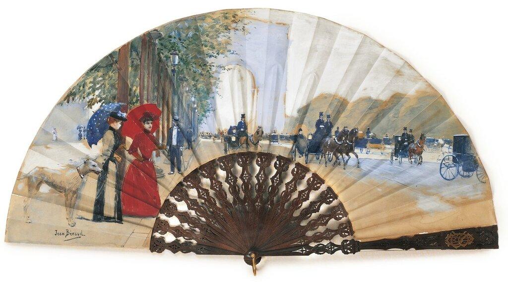 Jean BéraudL'ARC DE TRIOMPHE