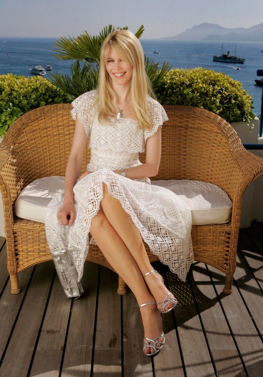 Cannes - Claudia Schiffer Portraits
