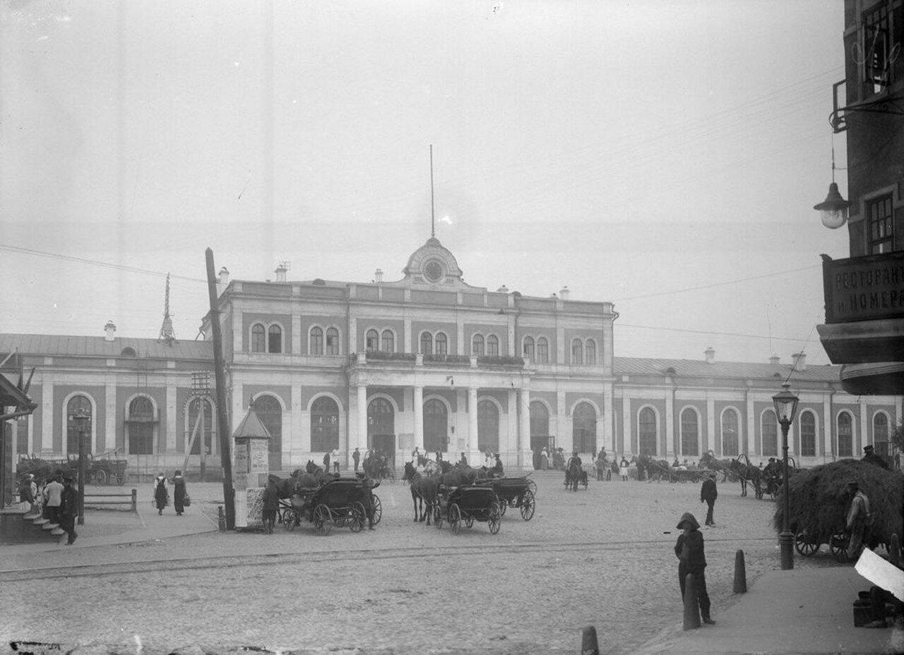 Площадь Московского вокзала