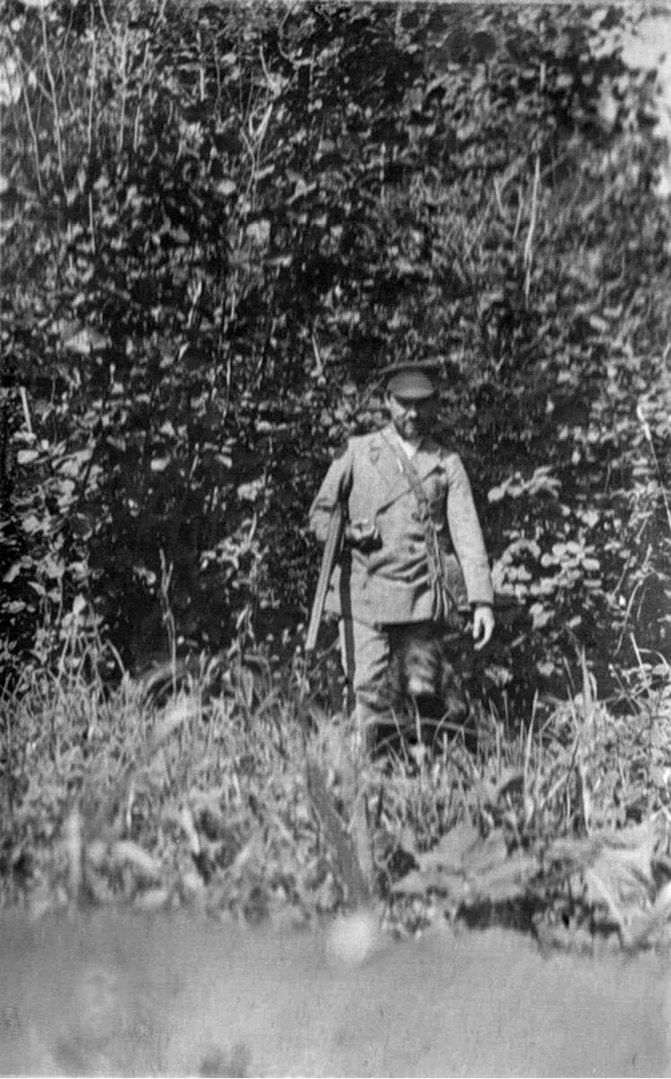 Окрестности Рыбинска. Село Головино. 30 июля 1902
