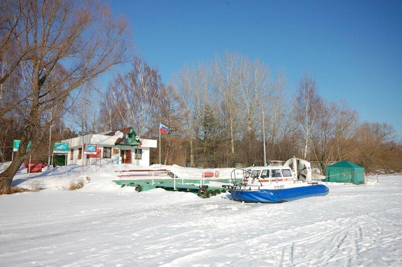 Поисково-спасательная станция, район Хорошёво-Мневники