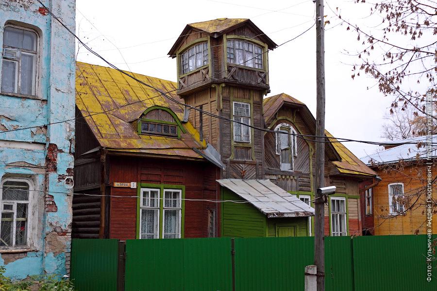 Купеческий дом в Кимрах