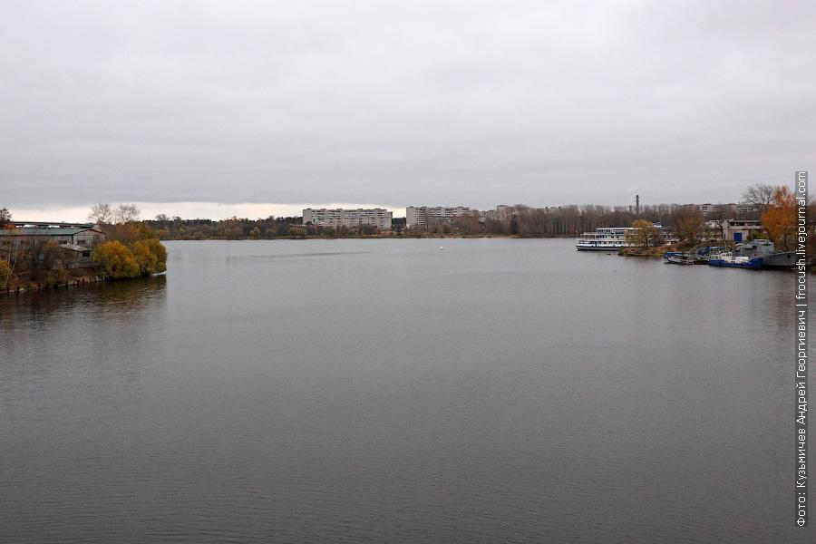На правом берегу Волги расположен район Савелово