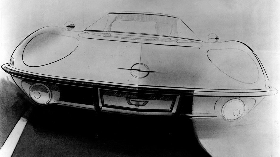 Opel Experimental GT by Erhard Schnell '1965.jpg
