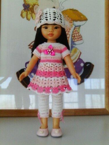 Вязать для кукол паола рейна
