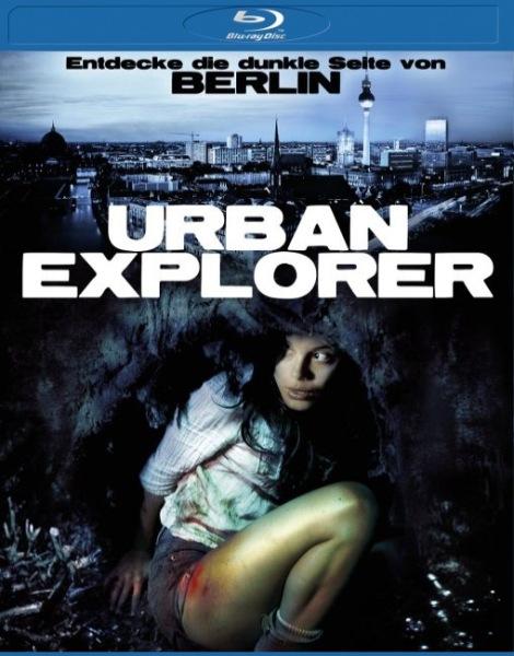 Городской исследователь / Urban Explorer (2011/HDRip)