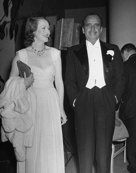 Douglas Fairbanks And Sylvia Fairbanks
