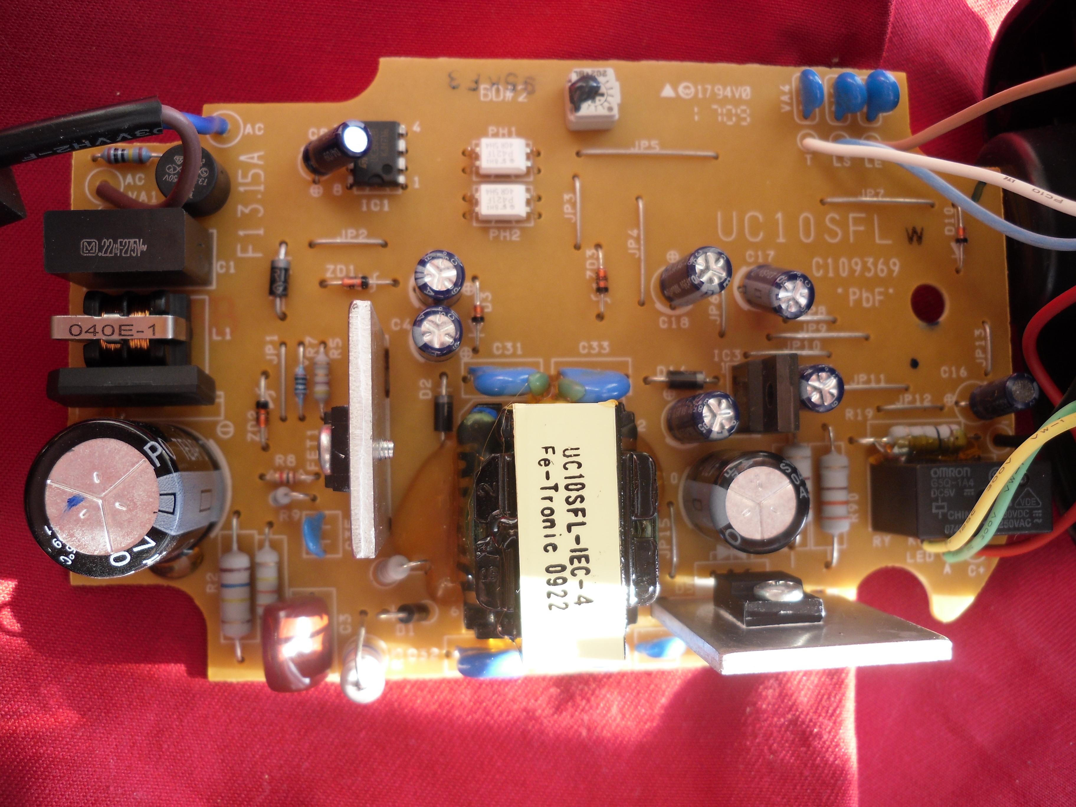 транзистор с 3552 схема