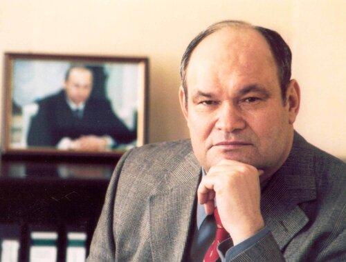 Губернатор Василий Бочкарев