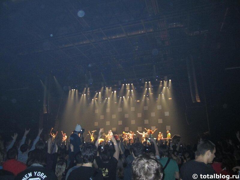 Концерт группы Ленинград в Stadium Live 25.02.2012