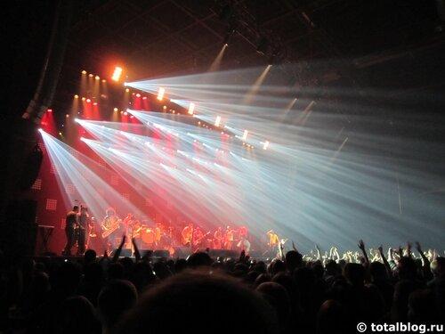 Концерт группы Ленинград в Stadium Live