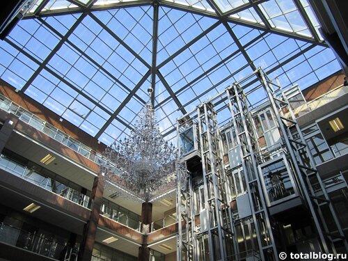 Бизнес-центр Omega Plaza