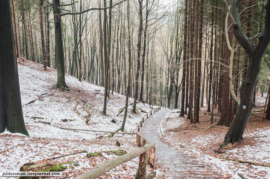 Bastei   зимний