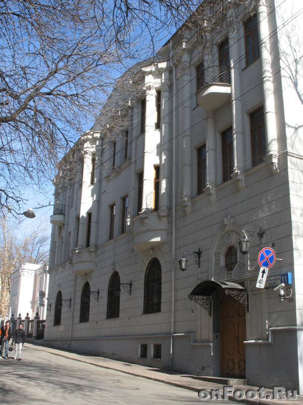 дом К. В. Снегирева.