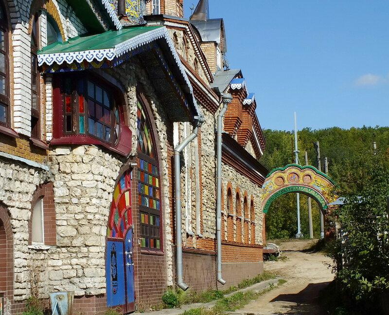Храм всех религий.г.Казань.