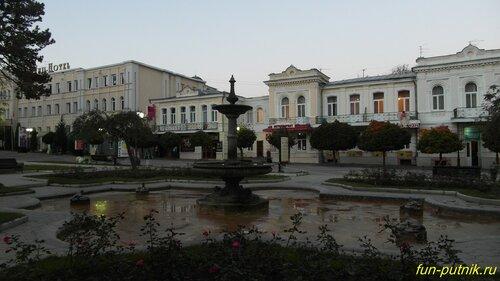 Отдых в Кисловодске, прогулки по Кисловодску