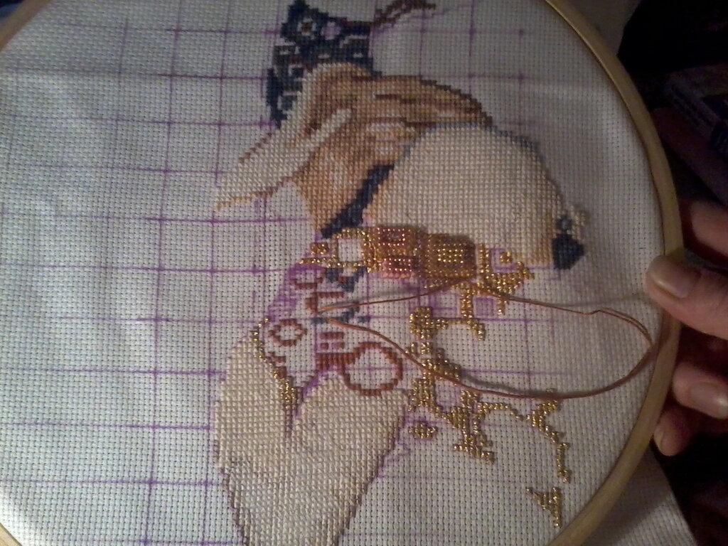 схема вышивка бисером климт три возраста женщины