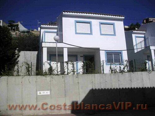 дом в Relleu, дом в Рельеу, дом в Испании, недвижимость в Испании, недвижимость от банка, дом от банка, залоговая недвижимость, Коста Бланка, CostablancaVIP