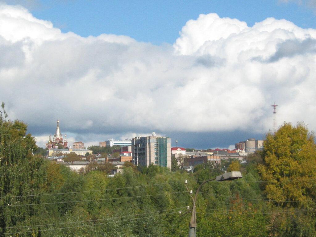 город Ижевск, Удмуртия, города России