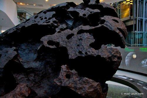 метеорит, музей естественной истории, нью-йорк
