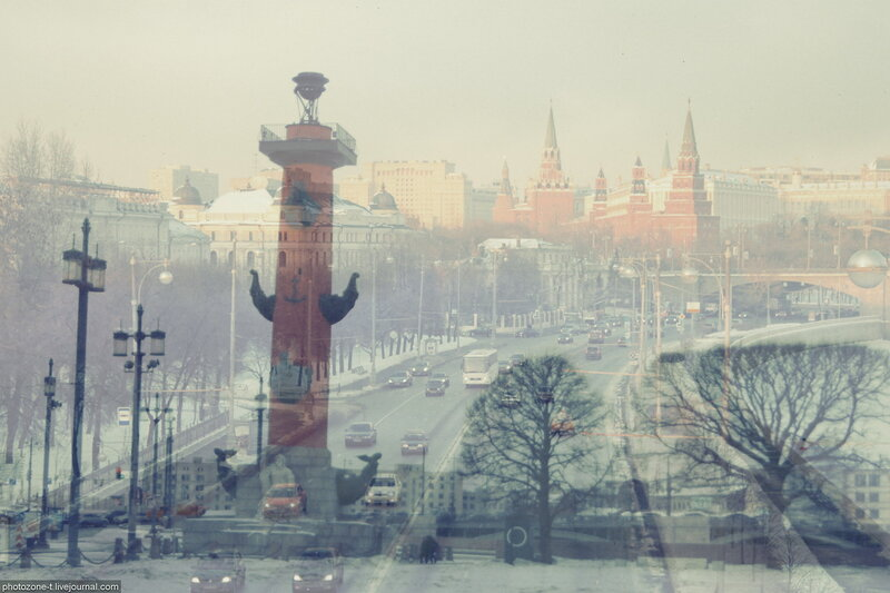 Санкт-Петербург - Москва