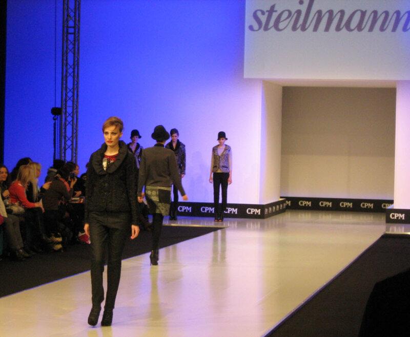 Steilmann на подиуме выставки CPM