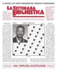 La Settimana Enigmistica № 4332