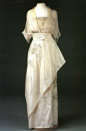 Платье 1912 года