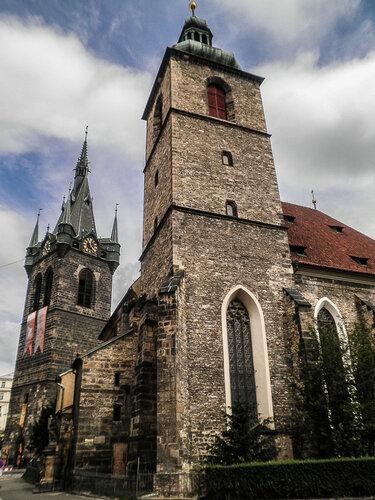 Башни и башенки - чешский стиль