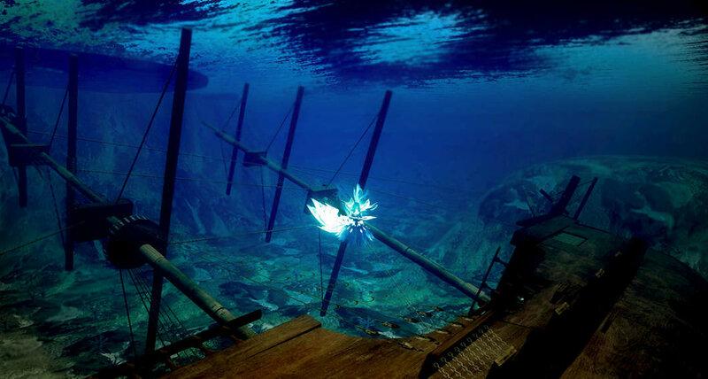 Макет затонувшего корабля.jpg