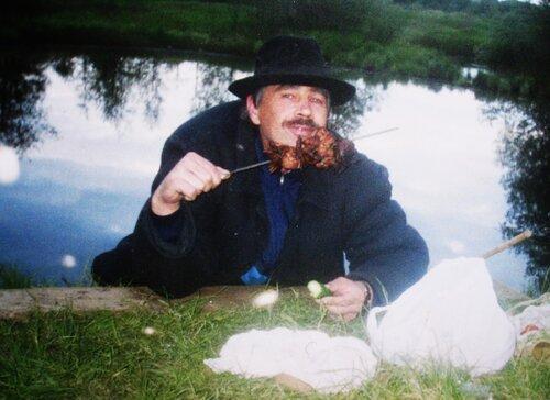 Это я. 2003 г. д. Поспелиха.