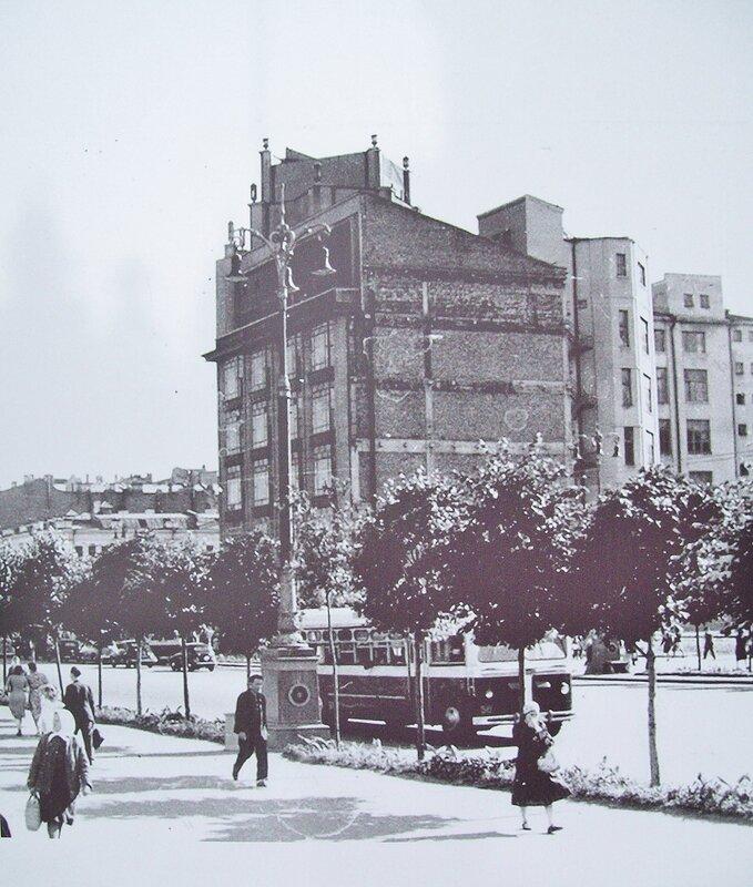 Старый Крещатик