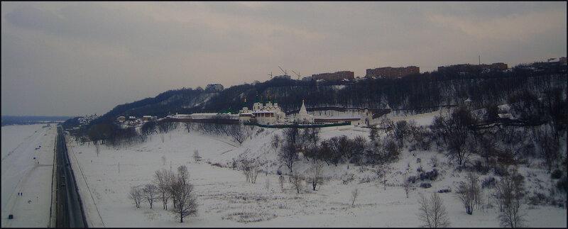 Канатная дорога Нижний Новгород - Бор
