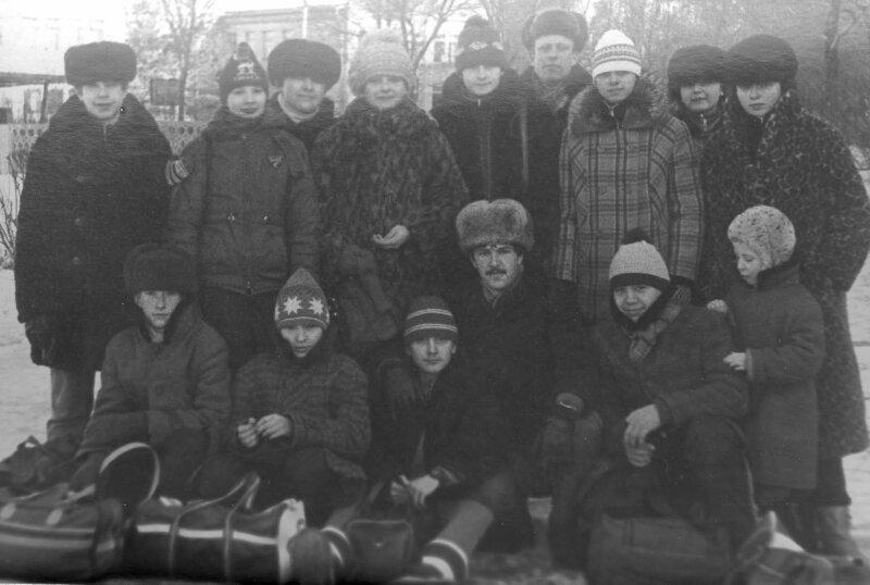 9.01.1988г.  Стадион ДЮСШ-3