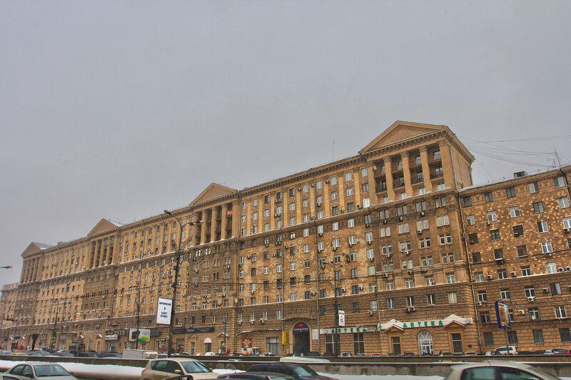 Новинский бульвар, 7 - все заведения в доме, рейтинг