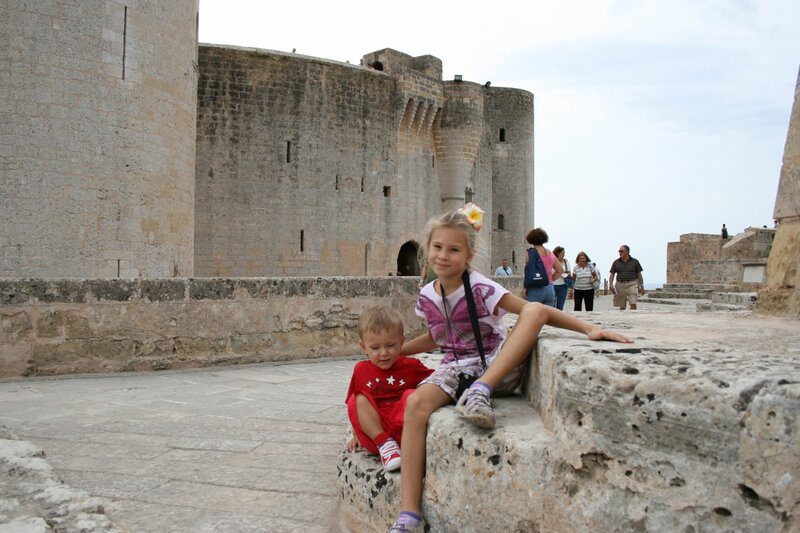 Майорка, замок Бельвер