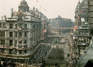 Великобритания в начале 20 века