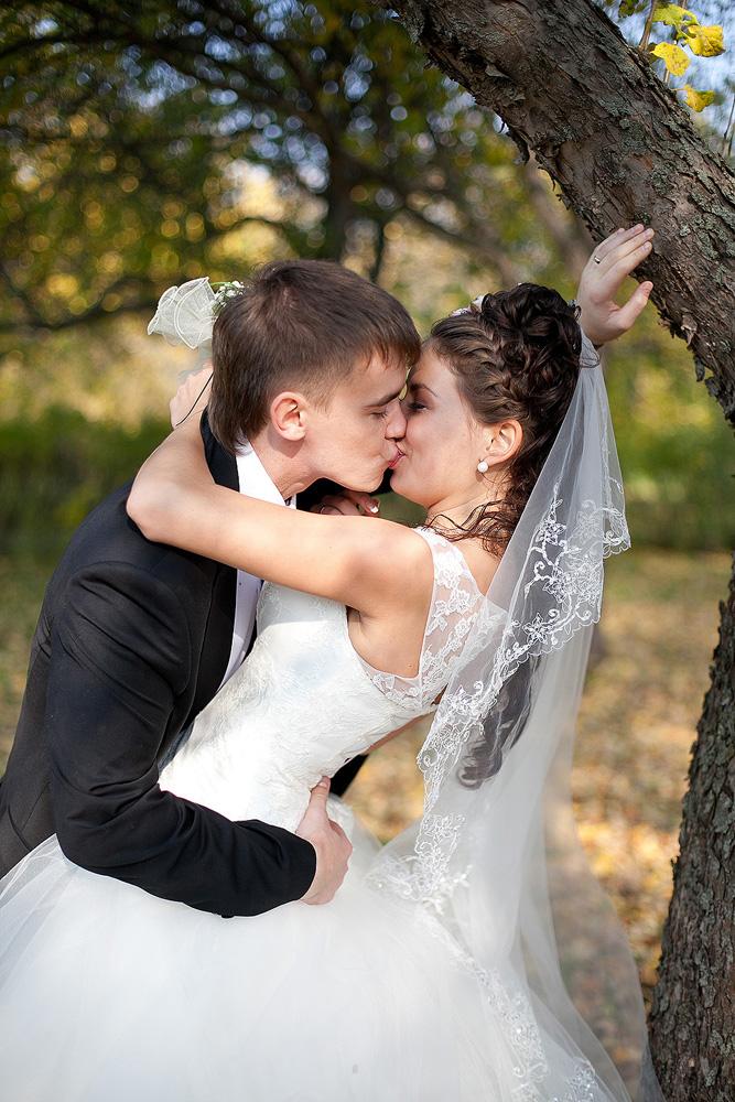Свадебные фотосессии в пензе
