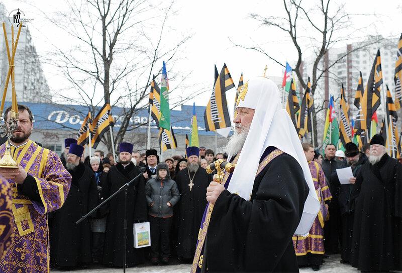 Всех иерархов, пастырей и мирян призываем 22 апреля, в день воспоминания уверения апостола Фомы, вновь явить всему...