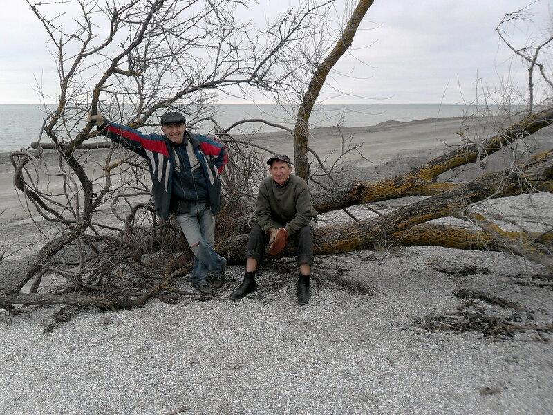 22 ноября 2010, Ясенская коса