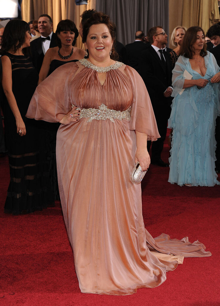 Actress  Melissa McCarthy arrives for the 84th Academy Awards in Los Angeles