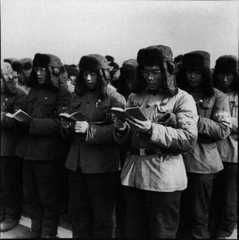 Li Zhensheng.Photography of China