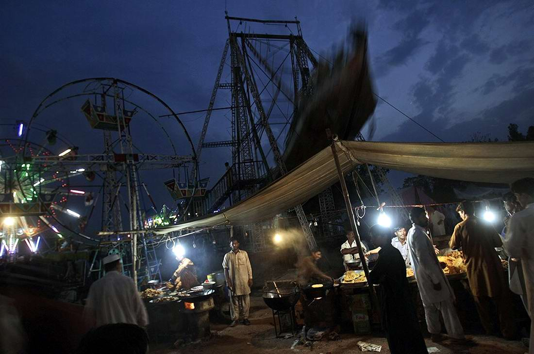 Парки развлечений для бедняков: Пакистанские Диснейленды (15)