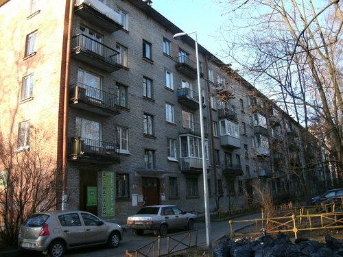 ул. Орбели 27к1