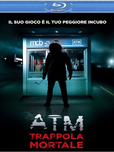 Банкомат / ATM (2012/BDRip/720p)