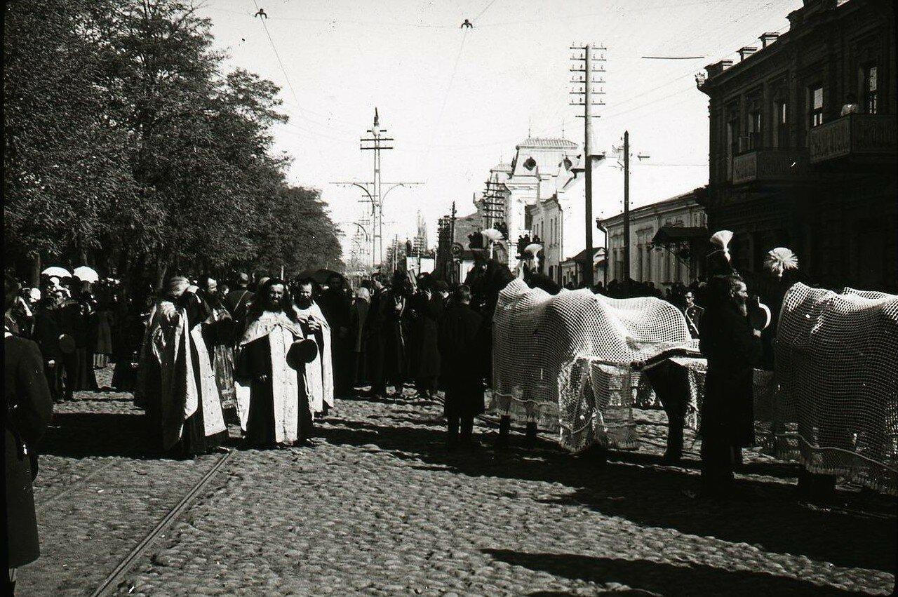 26. Владикавказ. Похороны градоначальника