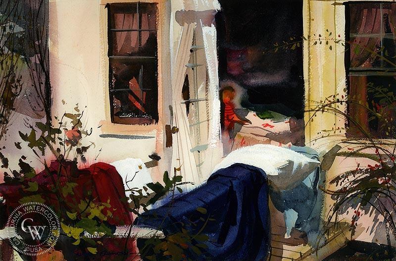 Hardie Gramatky California Watercolor Style Форум по