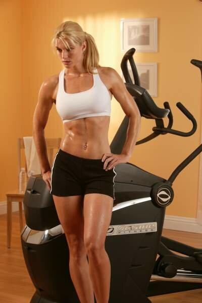 Девушки в спорте 6 real-muscle