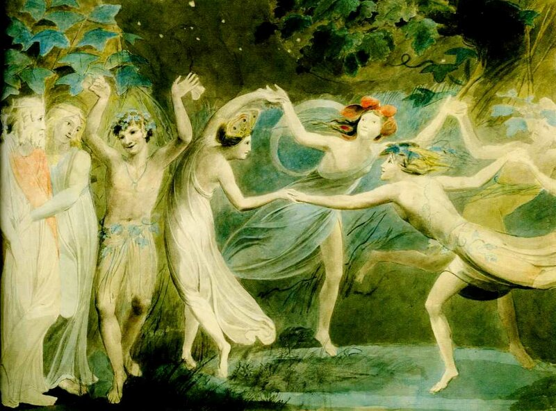 a midsummer nights dream love fantasy A midsummer's nights dream the love lives of mortals and forest sprites mingle during one magical moonlit evening and exquisitely wrought fantasy creatures.